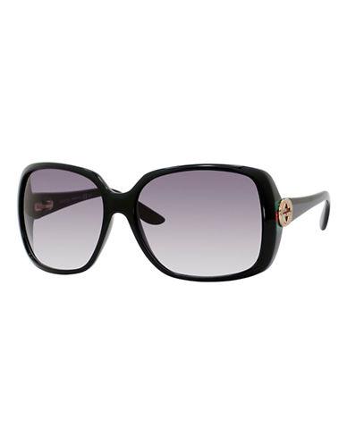 Gucci 3166 Sunglasses-SHINY BLACK-One Size