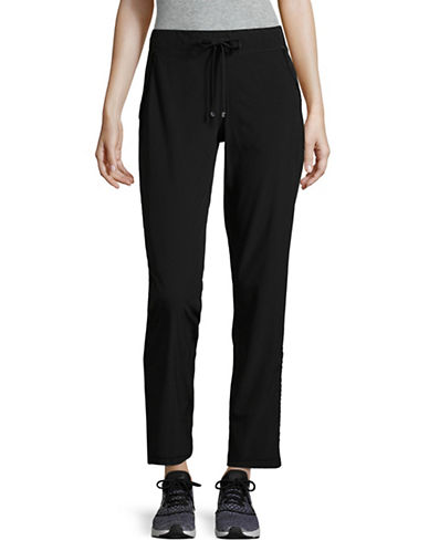 Ivanka Trump Tech Joggers-BLACK-X-Small 89372420_BLACK_X-Small