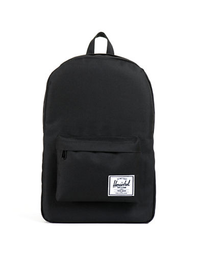 Herschel Supply Co Classic Backpack-BLACK-One Size
