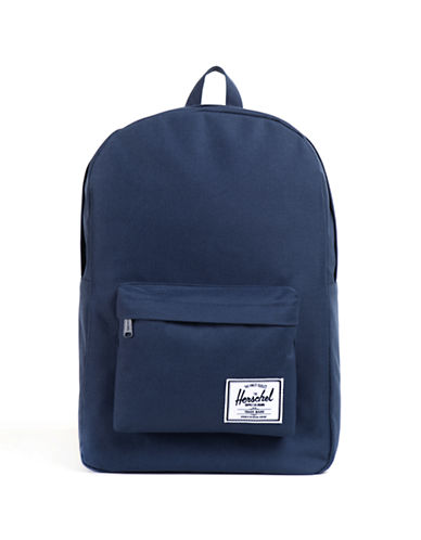 Herschel Supply Co Classic Backpack-NAVY-One Size