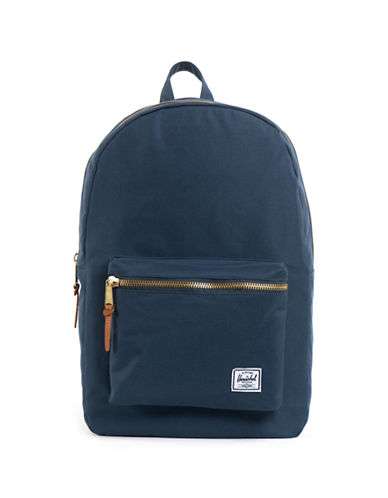 Herschel Supply Co Backpack with Laptop Pocket Sleeve-NAVY-One Size