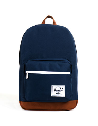Herschel Supply Co Pop Quiz Backpack-NAVY-One Size