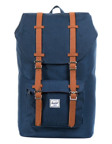 Herschel Supply Co Little America Backpack-NAVY-One Size