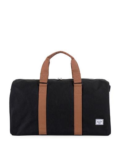 Herschel Supply Co Ravine Classic Duffle Bag-BLACK-One Size