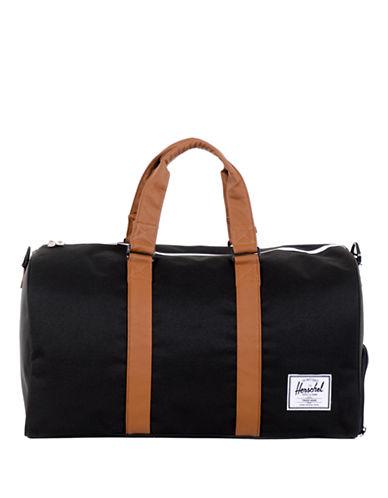 Herschel Supply Co Novel Duffle Bag-BLACK-One Size