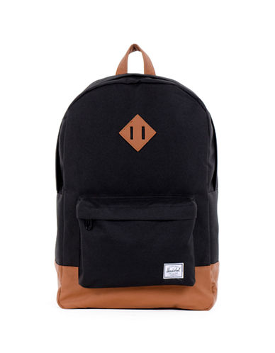 Herschel Supply Co Heritage Backpack-BLACK-One Size