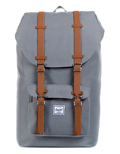 Herschel Supply Co Little America Backpack-GREY-One Size