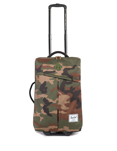 Herschel Supply Co Campaign 600D Wheeled Carry On Bag-CAMO-24