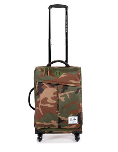 Herschel Supply Co Highland Four Wheeled Luggage-CAMO-23