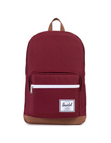 Herschel Supply Co Pop Quiz Backpack-WINE-One Size