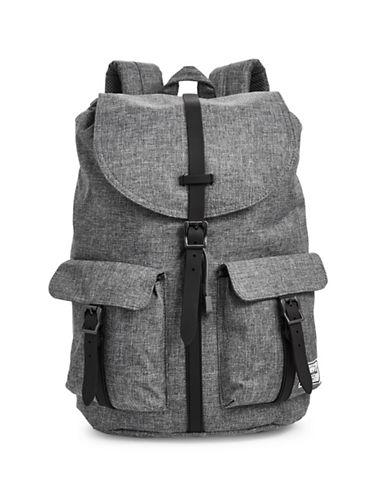 Herschel Supply Co Dawson Crosshatch Backpack-RAVEN-One Size
