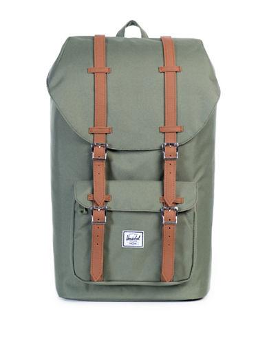 Herschel Supply Co Little America Shadow Backpack-LICHEN-One Size