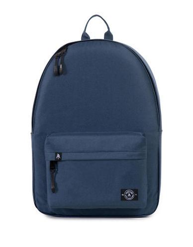 Parkland Vintage 600D Backpack-NAVY-One Size