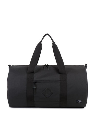 Parkland Solid View Duffle-BLACK-One Size