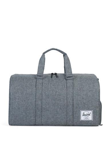 Herschel Supply Co Novel Duffle Bag-RAVEN-One Size