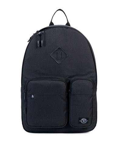 Parkland Academy Backpack-BLACK-One Size