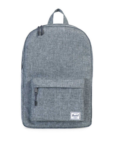 Herschel Supply Co Classic Backpack-GREY-One Size