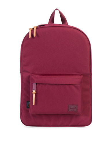 Herschel Supply Co Winlaw Cordura Backpack-WINE-One Size