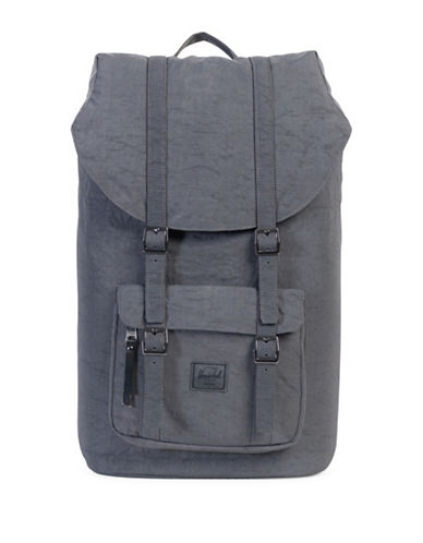 Herschel Supply Co Little America Select Backpack-DARK SHADOW-One Size