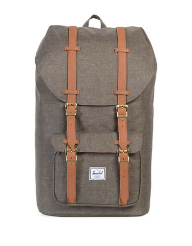 Herschel Supply Co Little America 600D Backpack-CANTEEN-One Size