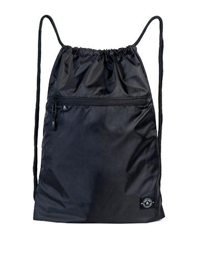 Parkland Rider Track Pack Backpack-BLACK-One Size