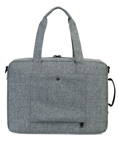 Herschel Supply Co Bowen Travel Duffle Bag-GREY-One Size