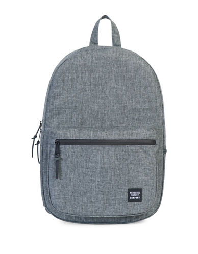 Herschel Supply Co Harrison 600d Backpack-GREY-One Size