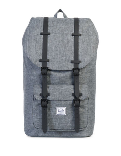 Herschel Supply Co Lil Amer Backpack-GREY-One Size