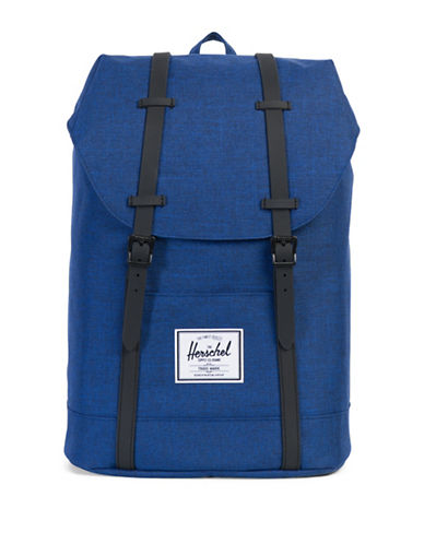 Herschel Supply Co Retreat Backpack-BLUE-One Size