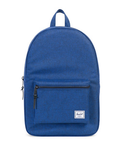Herschel Supply Co Settlement 600d Poly Backpack-BLUE-One Size