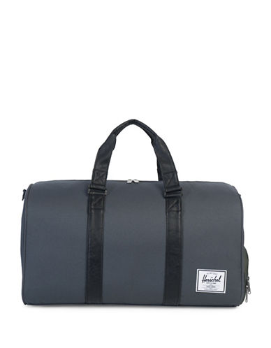 Herschel Supply Co Novel 600d Weekend Duffle Bag-BLACK-One Size