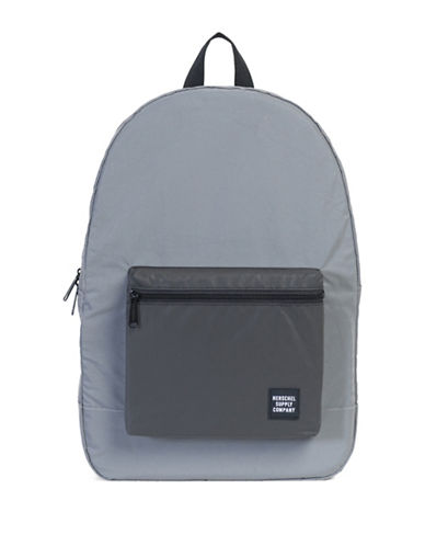 Herschel Supply Co Day and Night Reflective Daypack-SILVER-One Size