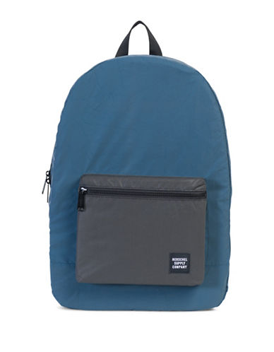 Herschel Supply Co Day and Night Reflective Daypack-BLUE-One Size