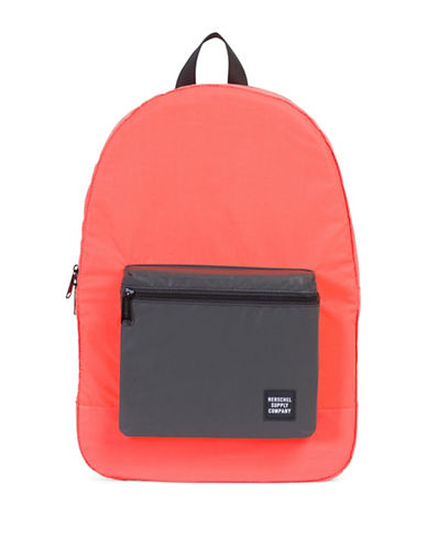 Herschel Supply Co Day and Night Reflective Daypack-ORANGE-One Size