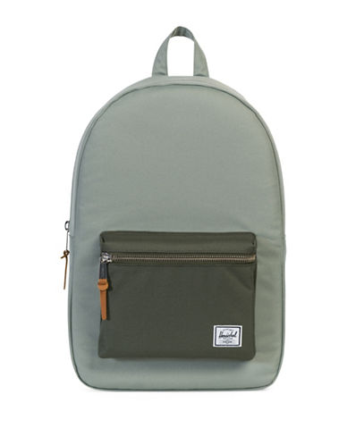 Herschel Supply Co Settlement 600D Backpack-GREY-One Size