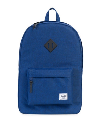 Herschel Supply Co Heritage Textured Backpack-BLUE-One Size