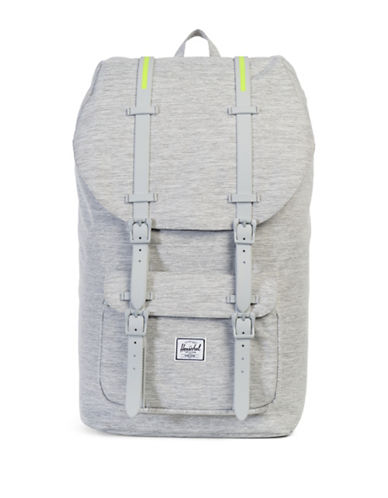 Herschel Supply Co Little America Backpack-LIGHT GREY-One Size