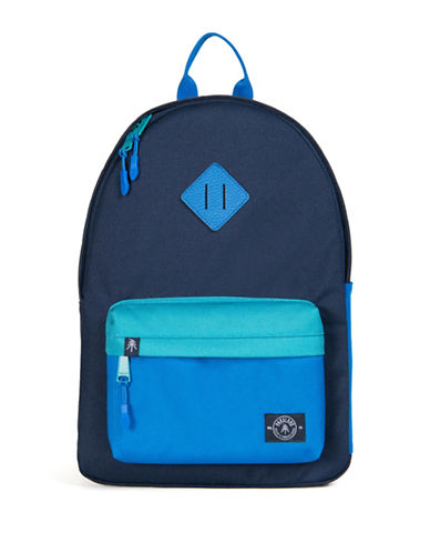 Parkland Colourblock Bayside Backpack-ASSORTED-One Size