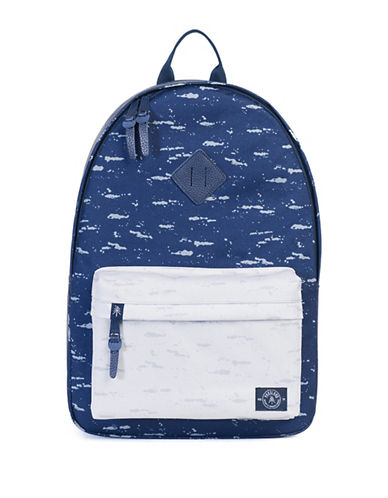 Parkland The Meadow Backpack-BLUE-One Size