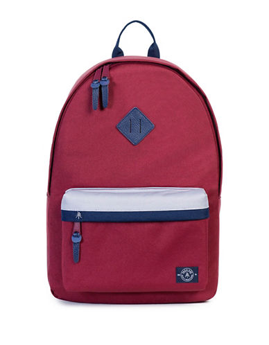 Parkland The Meadow Backpack-BURGUNDY-One Size