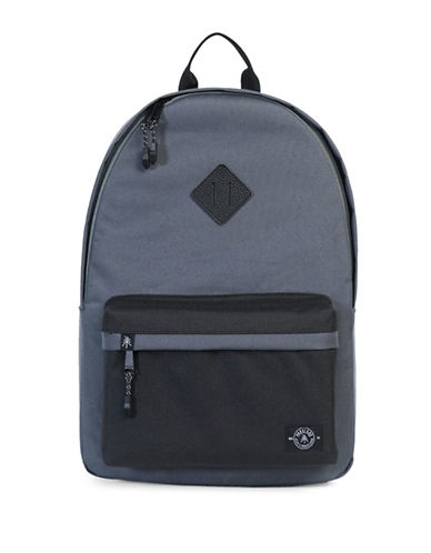 Parkland The Meadow Backpack-GREY-One Size