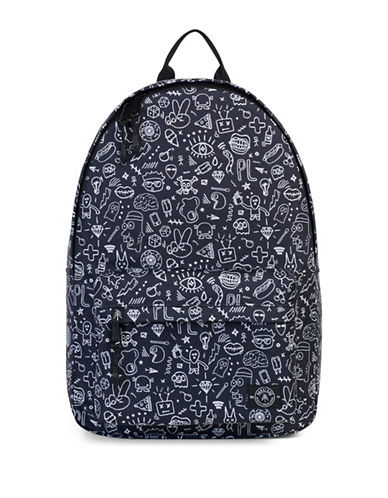 Parkland Sketch Vintage Backpack-ASSORTED-One Size