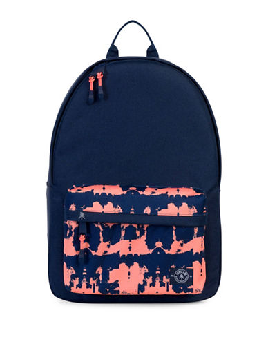 Parkland The Vintage Backpack-BLUE-One Size
