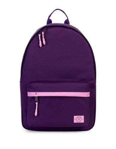 Parkland Colourblock Vintage Backpack-ASSORTED-One Size
