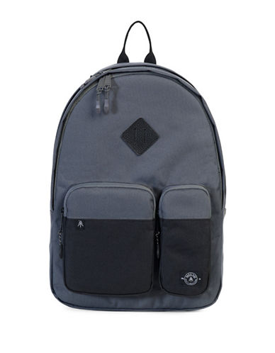 Parkland The Academy Backpack-DARK GREY-One Size