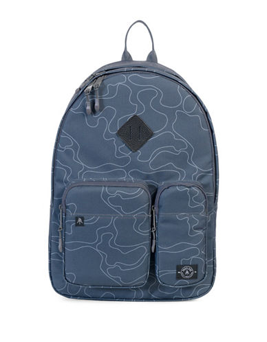 Parkland The Academy Backpack-GREY-One Size