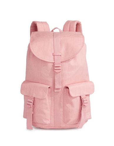 Herschel Supply Co Dawson Cotton Backpack-PINK-One Size