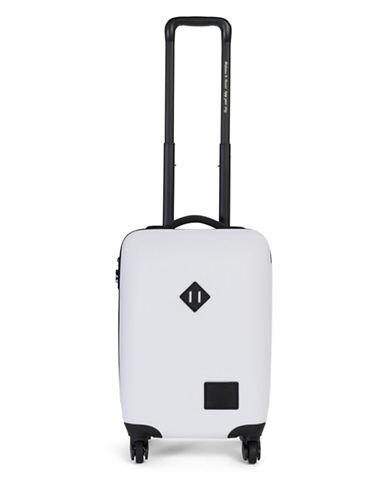 Herschel Supply Co Trade Carry-On Luggage Bag-WHITE/BLACK-One Size