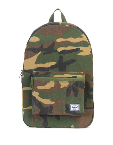 Herschel Supply Co Camouflage Casuals Daypack-GREEN-One Size