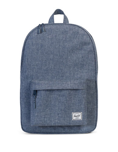 Herschel Supply Co Classic Backpack-BLUE-One Size